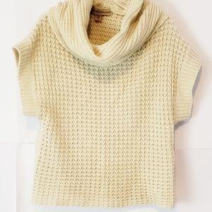 NINE WEST VINTAGE AMERICA Womens Sweater Cowl Neck